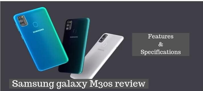 Samsung galaxy M30s bangla review