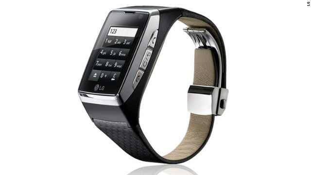 lg phone watch
