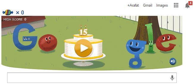 google search 15