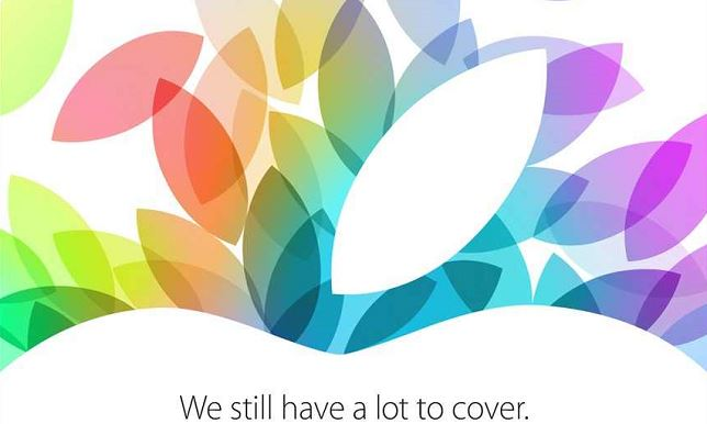Apple-October-2013 event