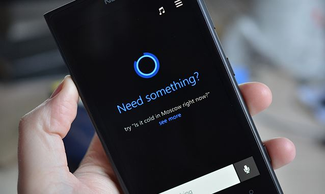 cortana wiindows phone