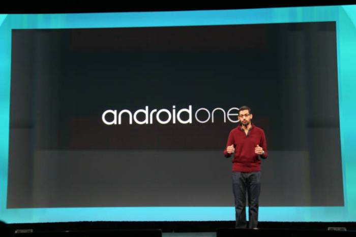 android one ..
