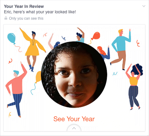 Eric Meyer year in review fb