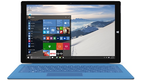 windows 10 official sample