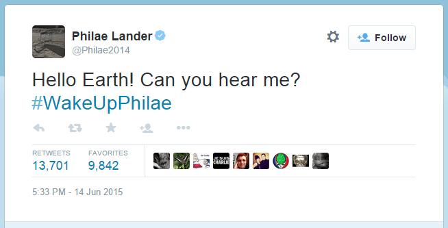 philae twitter