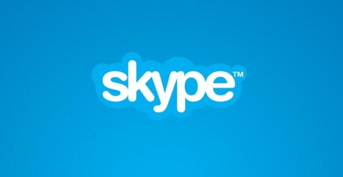 skype logo new