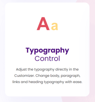 Affiliate Booster typography