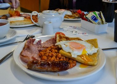 Ulster Fry, Best Cafes in Bangor Northern Ireland