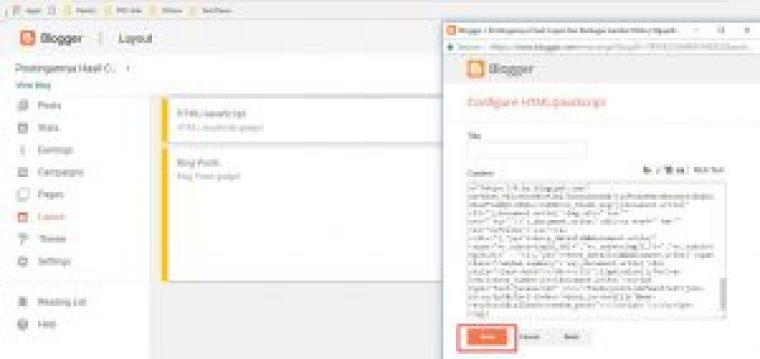 Cara Membuat Widget Random Post Dengan Thumbnail di Blogspot