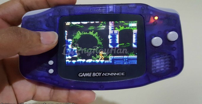 Download Game Boy Advance Full Emulator ROM