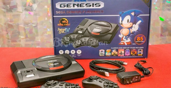 Download Lengkap ROM Emulator Sega Mega Drive Genesis – BangRoyHan