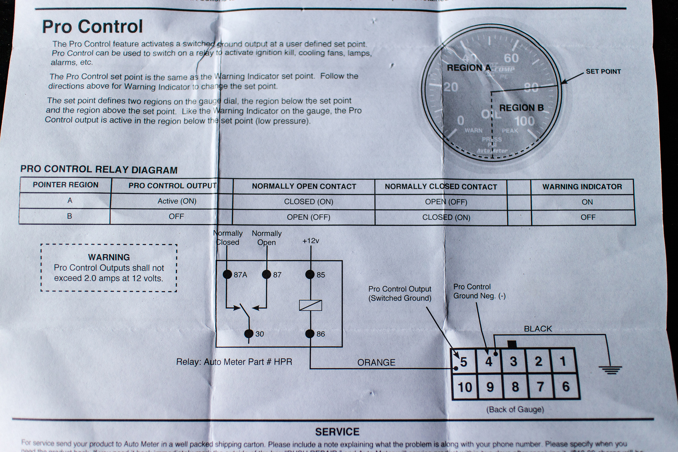 Awesome Ready To Run Distributor Wiring Diagram Pro Comp Gallery | 1728
