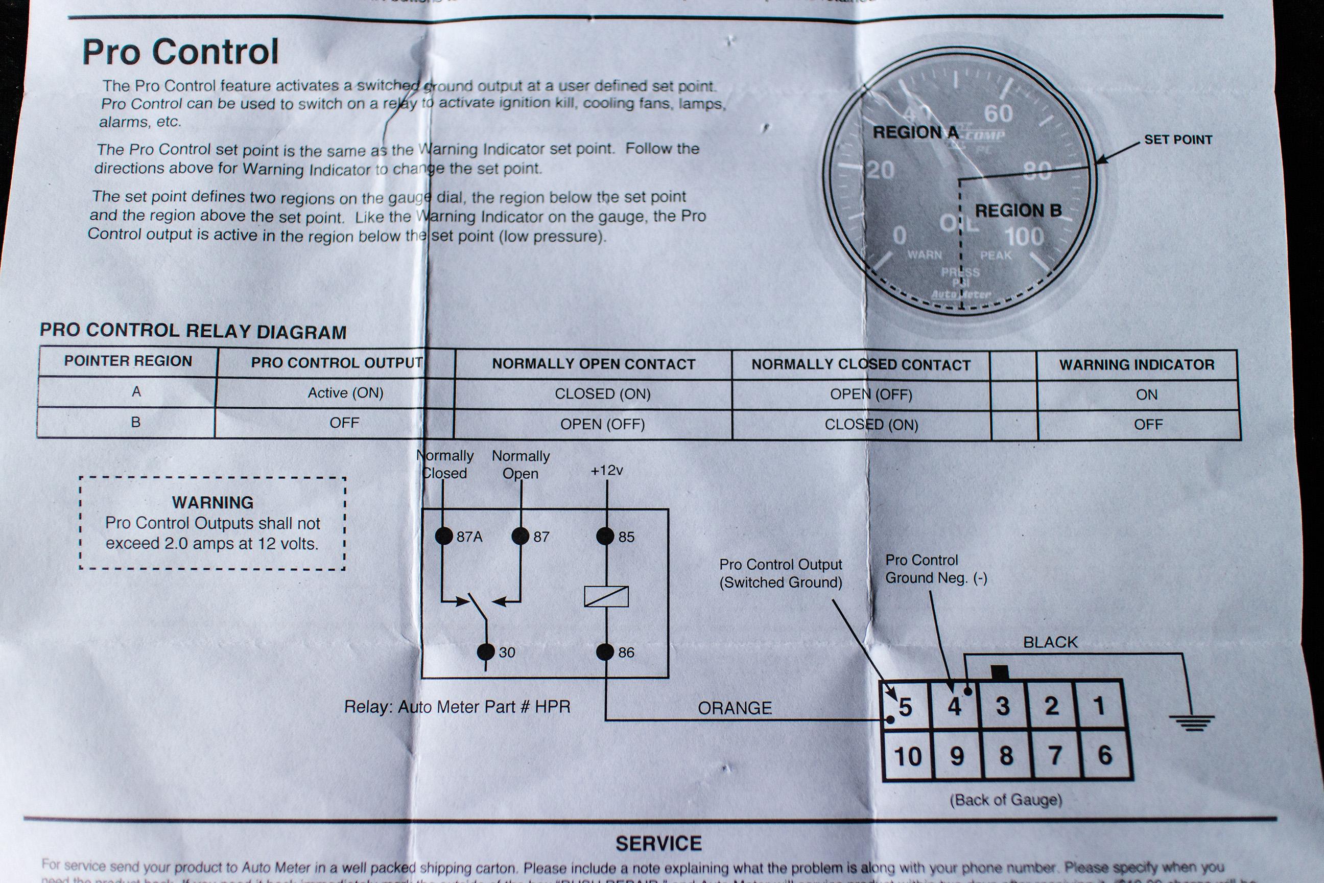 auto gauge wiring diagram oil pressure wiring diagram Ammeter Wiring Diagram auto gauge wiring diagram oil pressure