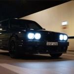 Bangshift Com Black Operation Mighty Car Mods Rocks Out Their New Ls Swapped Bmw E30 Bangshift Com