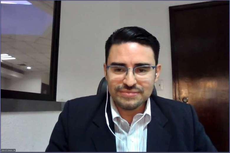 Ing. Eduin Canales, Gerente de otros Servicios Bancarios de BANHPROVI.