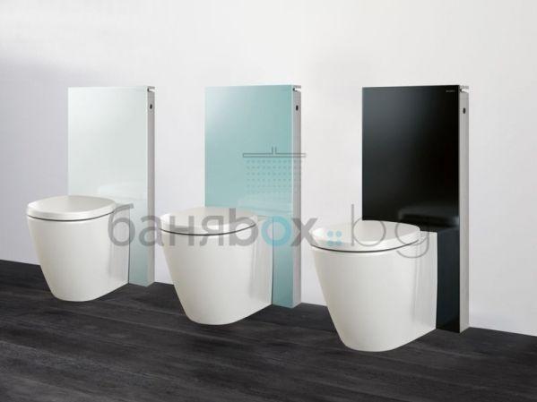 Geberit Monolith WC Element Black