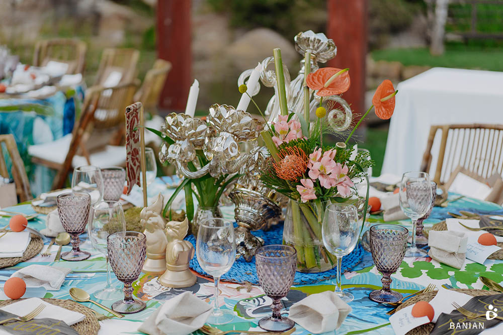 Boda en Love Garden