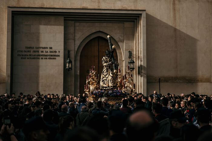Via Crucis Sevilla 2020