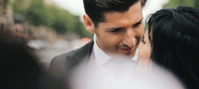 Fotografía de boda en París