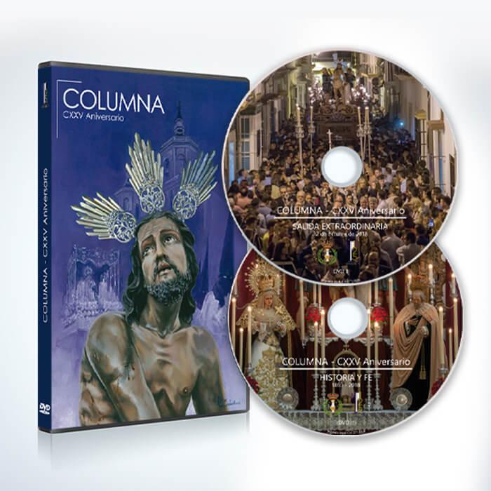 DVD Columna San Fernando