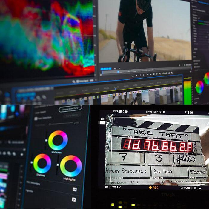 Grabación Videoclips en Sevilla