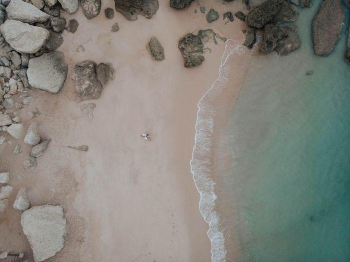 Preboda en la Playa de Roche
