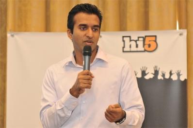 Fondatorul Hi 5 vine la Bucuresti la Conferinta How To Web, 3- 4 noiembrie 2010