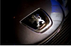 Guvernul francez finanteaza Peugeot