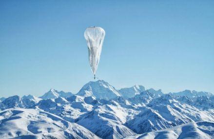 Google extinde proiectul Loon in Australia, asigurand conexiune la internet prin baloane