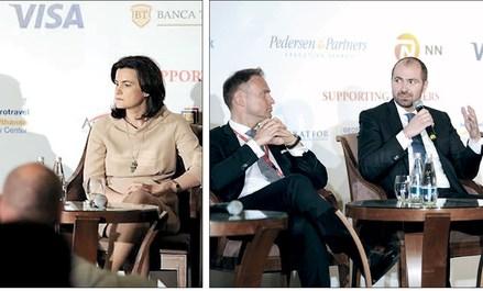 Consolidarea sectorului bancar va continua, însă procesul nu va fi rapid şi automat, anticipează bancherii