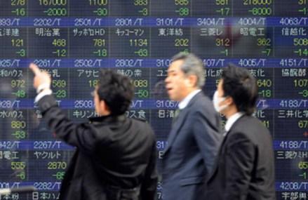 Acţiunile asiatice au crescut marţi – Yen-ul îşi continuă deprecierea