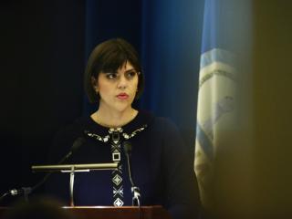 5.000 de euro a primit unul dintre israelienii angajati pentru a o intimida pe Kovesi,