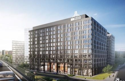 BCR se va muta într-o nouă clădire de birouri lângă Podul Basarab