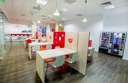 Vodafone Shared Services Romania se extinde într-un nou sediu şi va ajunge la 1000 de angajaţi