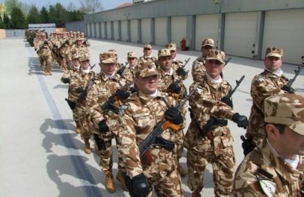 Doi militari români au murit în Afganistan, un al treilea a fost rănit