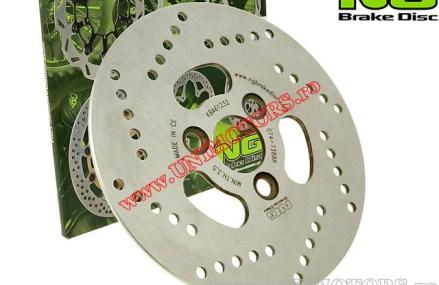 Disc frana flotant de la NG Brake Disc: solutie sigura in situatii delicate