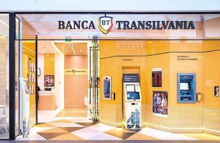 Cine controlează Banca Transilvania: 31.300 de români au 64%, iar 1.000 de străini au 36%