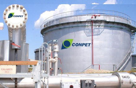 Compania de stat Conpet Ploieşti încheie un contract de 588 mil. lei cu Petrom pentru transportul ţiţeiului până în decembrie 2021