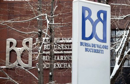 Zi de creşteri uşoare la Bursa de Valori Bucureşti: Indicele BET continuă prudent avansul din acest an către noi maxime