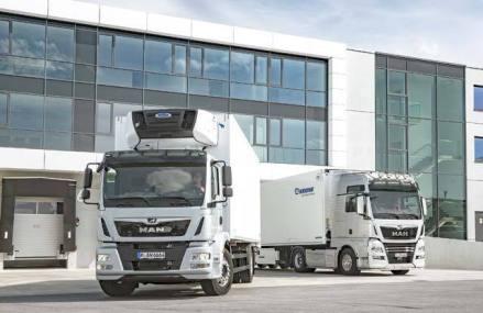 Transportatorii români vor daune de peste 500 milioane euro de la marii producători de camioane