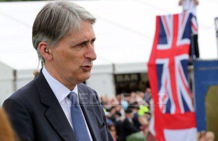 Philip Hammond va demisiona dacă Boris Johnson va deveni noul premier al Marii Britanii