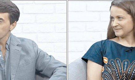 Afaceri de la zero. Adriana şi Adrian Gheorghiu s-au întors din Canada şi au investit peste 200.000 de euro pentru a preda cursuri de yoga corporatiştilor din Bucureşti