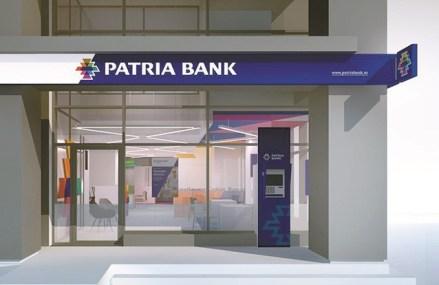 Patria Bank, profit de 2,8 mil. lei în S1/2019, de la pierderi de 23 mil. lei în S1/2018: veniturile din dobânzi, plus 24%; veniturile din comisioane, plus 20%