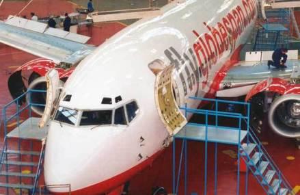 Aerostar Bacău încheie primele nouă luni din 2019 cu un profit de 42,4 mil. lei, în scădere cu 39%, la afaceri de 266,7 mil. lei, plus 12%. În primele nouă luni ale anului 2019, valoarea cheltuielilor cu investiţiile realizate de Aerostar a fost de 16,4 mil. lei