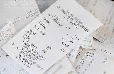 Loteria Bonurilor Fiscale pentru luna decembrie: Care sunt bonurile câştigătoare pentru extragerea de un milion de lei