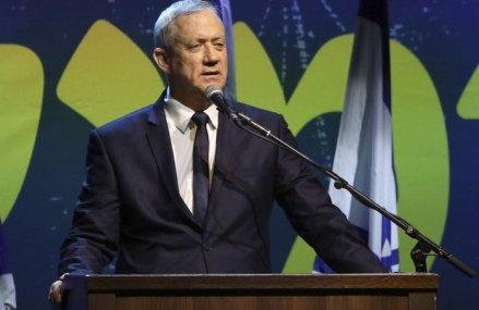 Benjamin Gantz vrea să formeze un guvern de uniune naţională în Israel