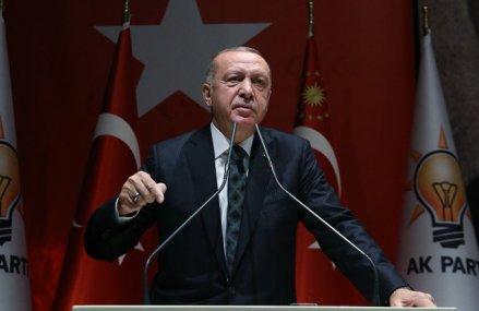 Preşedintele Turciei, Tayyip Erdogan: Operaţiunea din nord-estul Siriei va lua sfârşit dacă forţele kurde se vor retrage