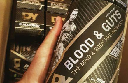 Dorian Yates si mostenirea sa: Blood&Guts