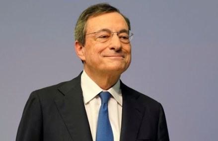 Ciao, Mario Draghi!
