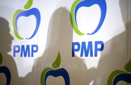 PMP îl va susţine pe Klaus Iohannis în turul doi: Nu putem vota socialiştii sau pe Viorica Dăncilă